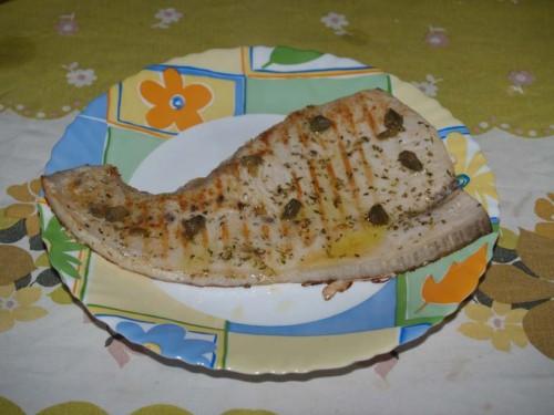 ricette,secondi piatti,pesce spada