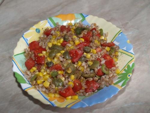 ricette,primi piatti,insalata