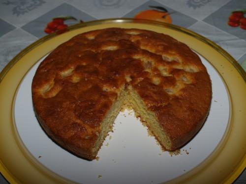 ricette,dolci,pere,cake,contest
