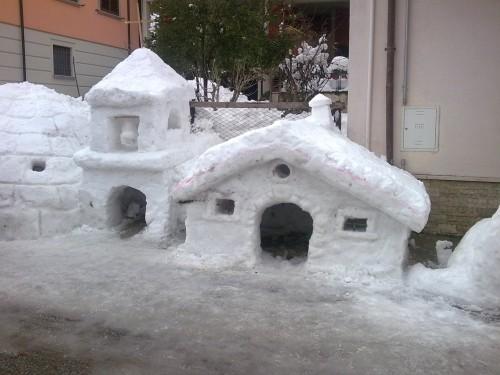 neve,freddo,statue,inverno