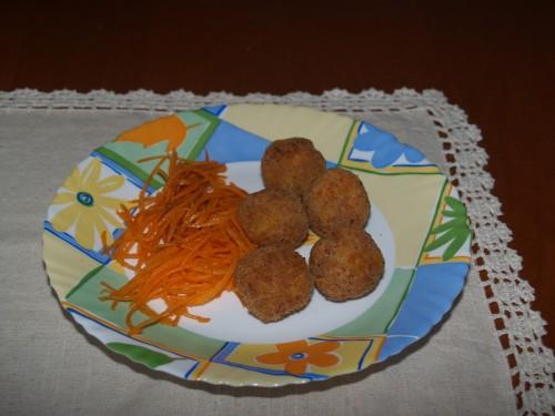 ricette,secondi piatti,pesce,tonno,frittura