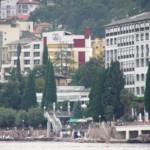 L'albergo (con discesa a mare)