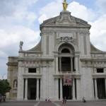Assisi-Basilica di Santa Maria degli Angeli
