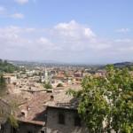 Spoleto-Veduta dall'alto